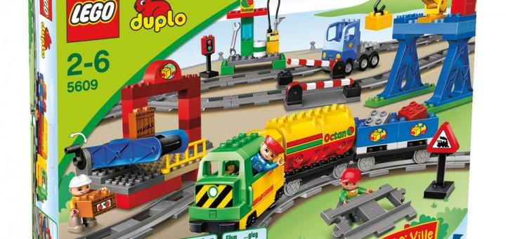 Lego Duplo Luxe Treinset