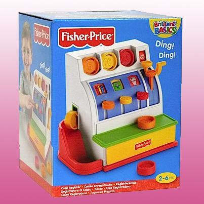 Recensie Fisher-Price Kassa