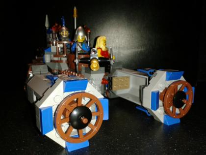 LEGO Kasteelcavalerie