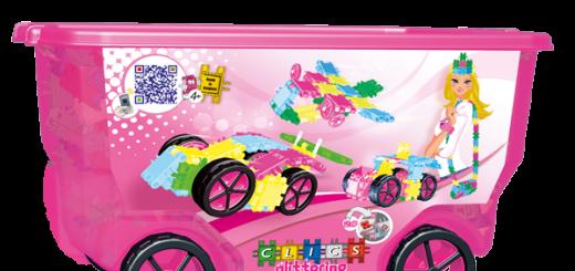 Recensie Clics Rollerbox Glitter Clics 24 in