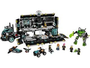 Recensie LEGO Ultra Agents Hoofdkwartier (70165)