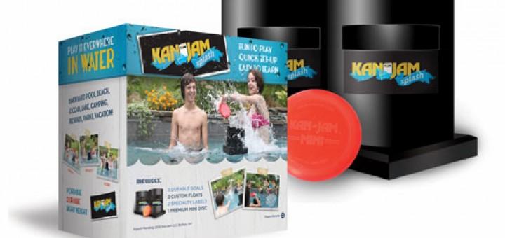 Recensie KanJam Splash Game Set