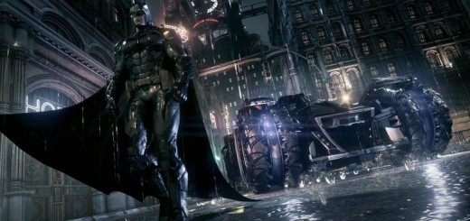 Recensie Batman Arkham Night