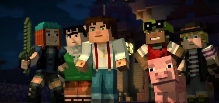 Recensie Minecraft Story Mode Episode 3