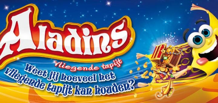Recensie Aladins Vliegende Tapijt