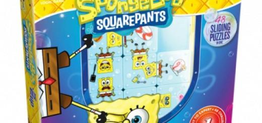 Recensie SpongeBob Squarepants Mix Up