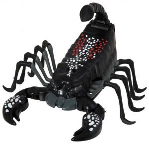 Wild Pets Spinnen en Schorpioenen