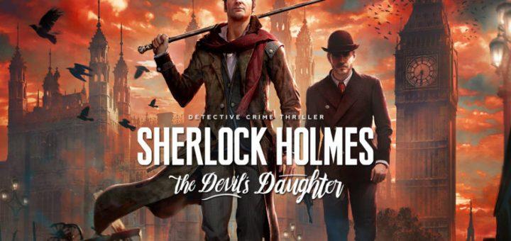 Recensie Sherlock Holmes – The Devils Daughter