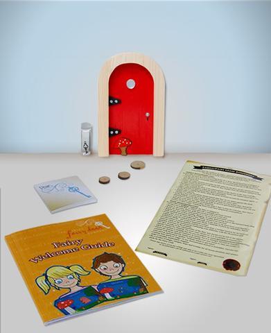 Voorbeeld Fairy Door