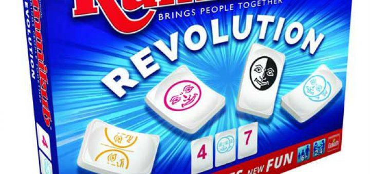 Recensie Rummikub Revolution