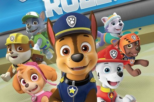 Game PAW Patrol - On a Roll