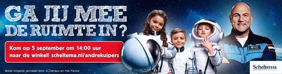 Hoe word je een astronaut?