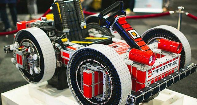 LEGO WORLD 2018