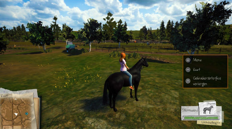Recensie Whisper (PS4) - Screenshot