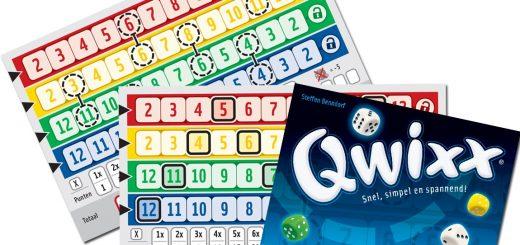 recensie qwixx dobbelspel